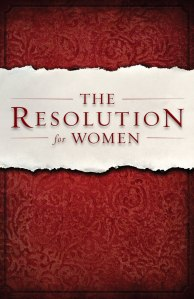 the-resolution-for-women book